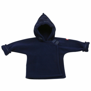 polartec fleece jacket - navy by widgeon