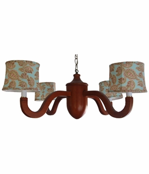 pool esme acorn chandelier