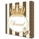 posh prince crown coco chateau personalized name plaques