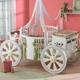 princess carriage crib