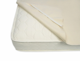 protector mattress pad with straps