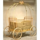 pumpkin crib with crown