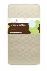 quilted organic deluxe Cotton 252 crib mattress
