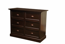 river kids drawer dresser