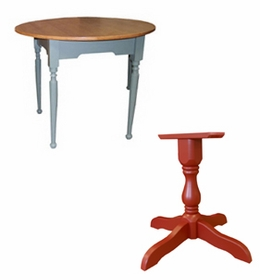 round dining table d