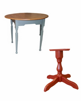 round dining table f