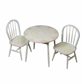 Round Play Table and Chair Set - Serendipity