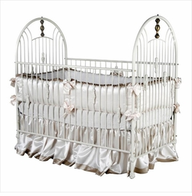 royal kingdom iron crib by furniture