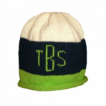 rugby hat with personalization