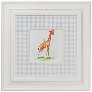 safari animal print (giraffe)
