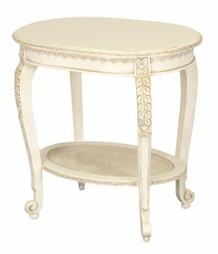 sandrine table - versailles creme