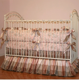 sasha crib bedding set