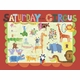 saturday at the circus wall canvas