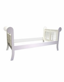 scroll side daybed