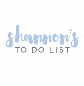 Shannon Note Pad