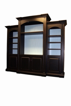showpiece entertainment center