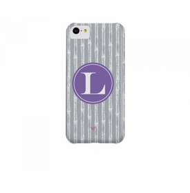 silver bamboo iphone case