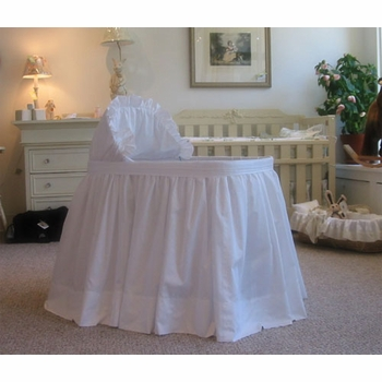 simplicity crib bedding (custom colors available)