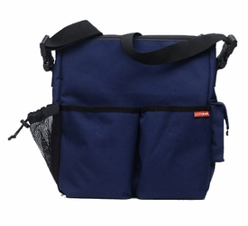 skip hop duo diaper bag - navy
