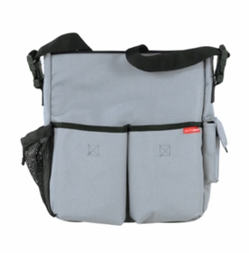 skip hop duo diaper bag - storm