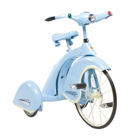 sky king tricycle blue