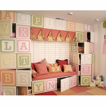 """sleep baby sleep"" custom room"