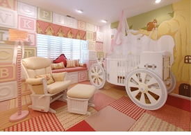 Sleep Baby Custom Room