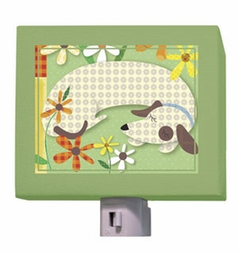 sleeping dog nightlight