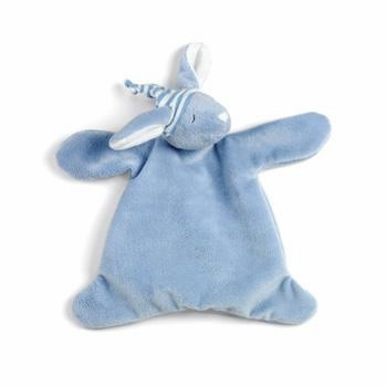 sleepyhead bunny cozy blue by north american bear