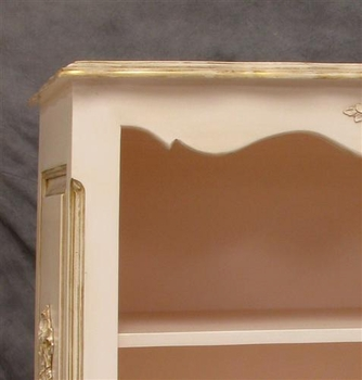 small french bookcase