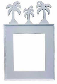 small palmetto mirror frame