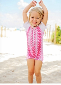 snapper rock sunsuits for baby girls