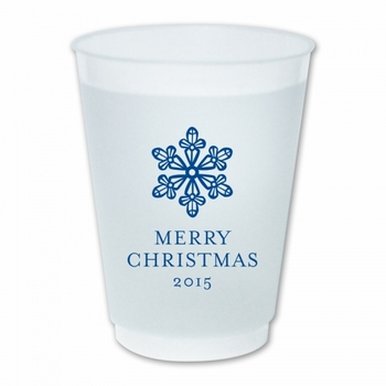 Snowflake Cups