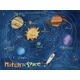 solar system wall art by donna  ingemanson
