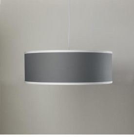 solid shallow cylinder light - stone