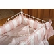 sorbonne crib bedding (custom colors available)