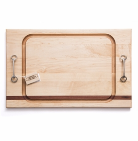 soundview millworks equestrian bit steak handle board