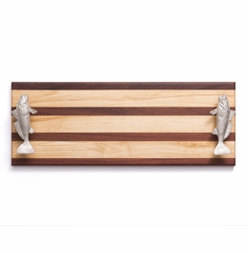 soundview millworks fish handle serving handle board