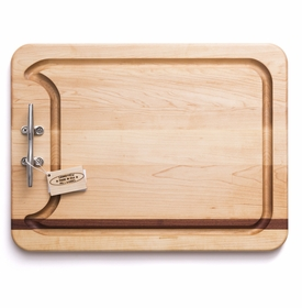 soundview millworks nautical cleat appetizer handle board