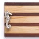 soundview millworks seahorse handle serving handle board