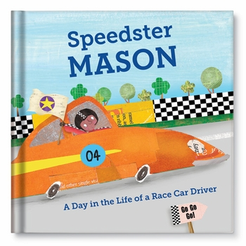 speedster: a day in the life of a race car driver