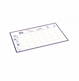 sports equipment schedule pad