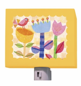 spring jazz nightlight