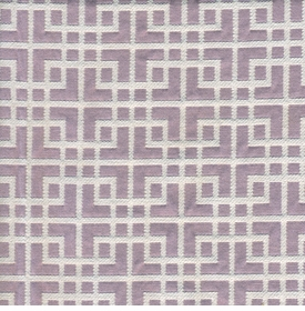 Square Dance Lavender Fabric