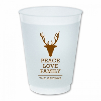 Stag Cups
