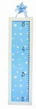 stars handpainted growth chart - not available