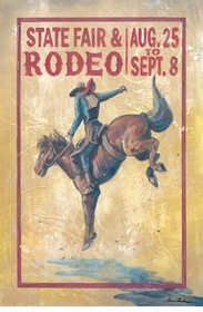 state fair and rodeo wall art - unavailable