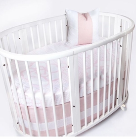 stokke sleepi capri crib bedding set