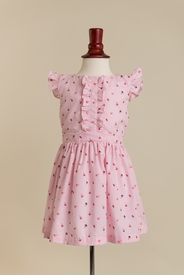 strawberry ice cream dress