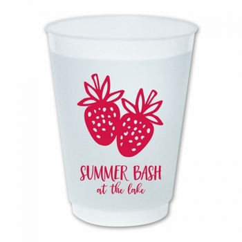 Strawberry Party Cup